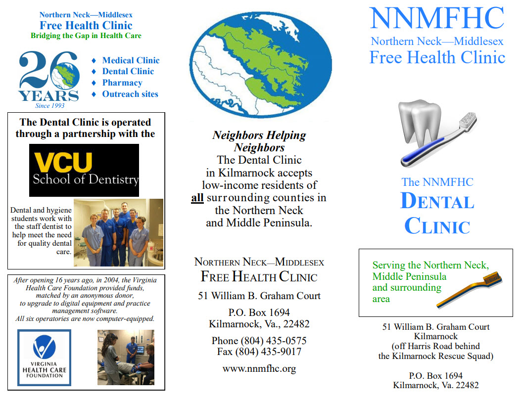 Dental Brochure 2020